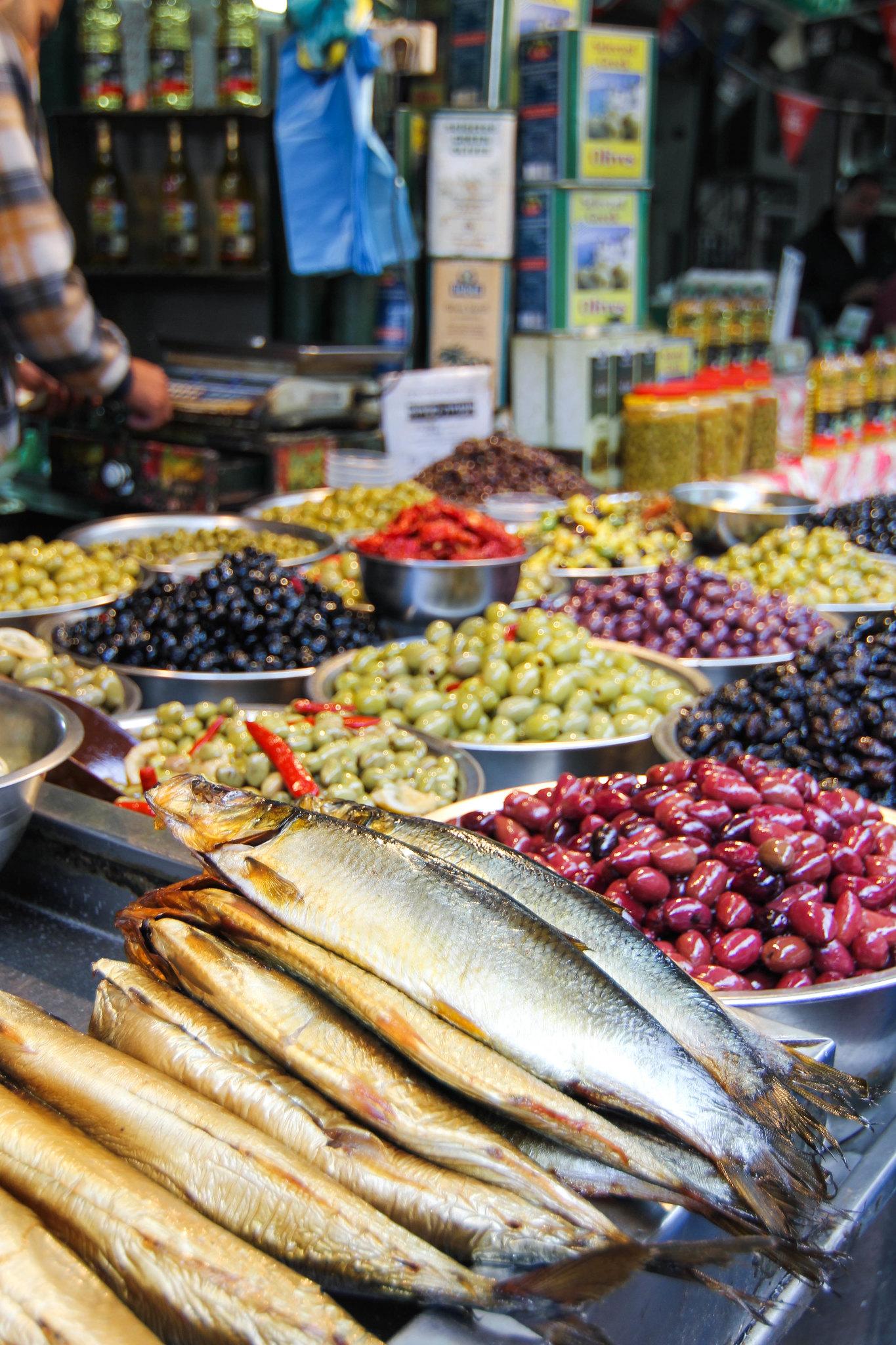Carmel Market, Tel Aviv | Adelante