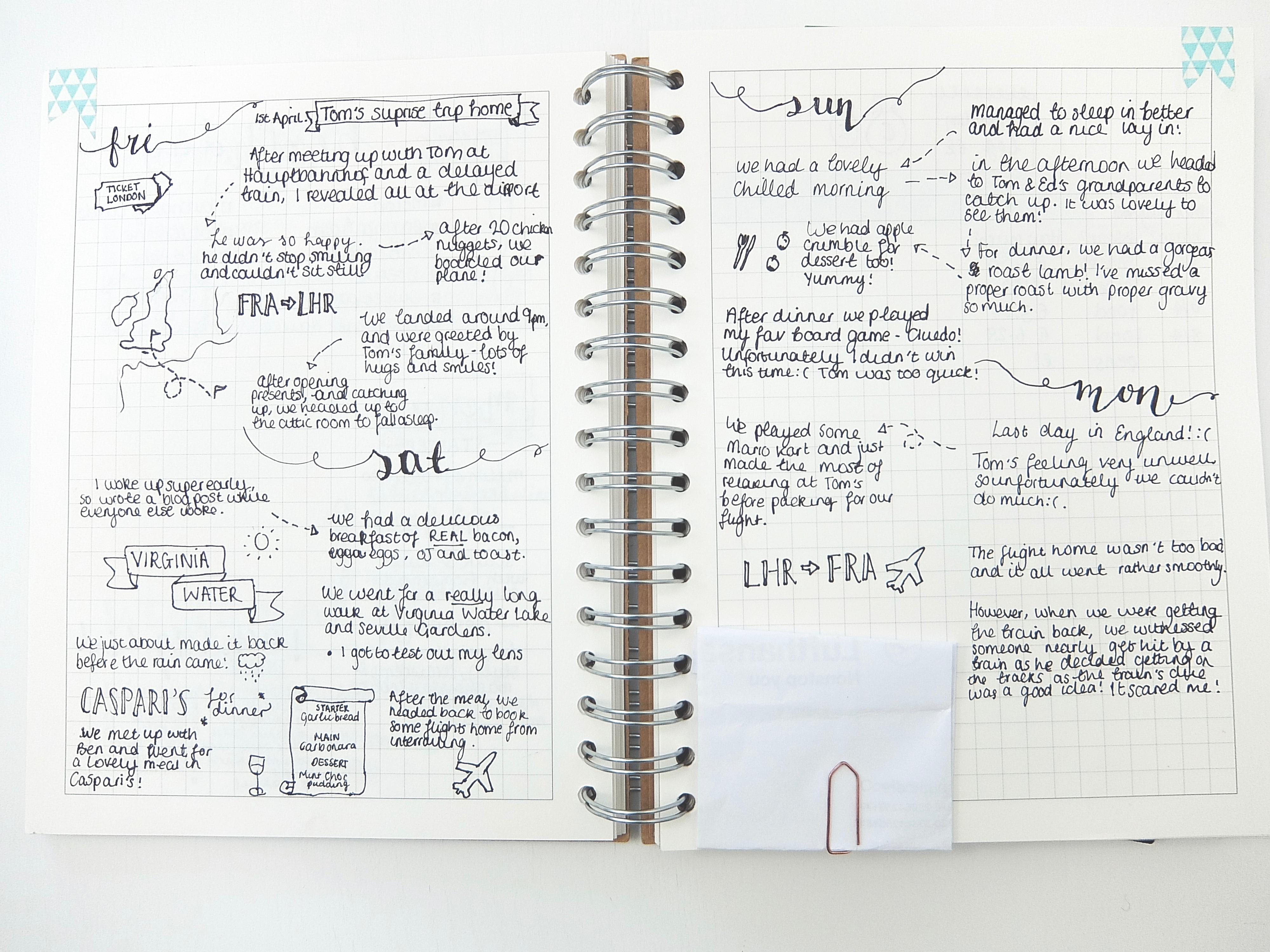 Bullet Journal | www.hannahemilylane.com