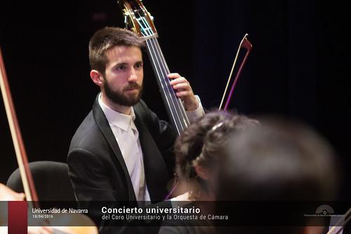 Concierto del Coro Universitario y la Orquesta de Cámara