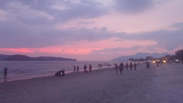Langkawi beaches.