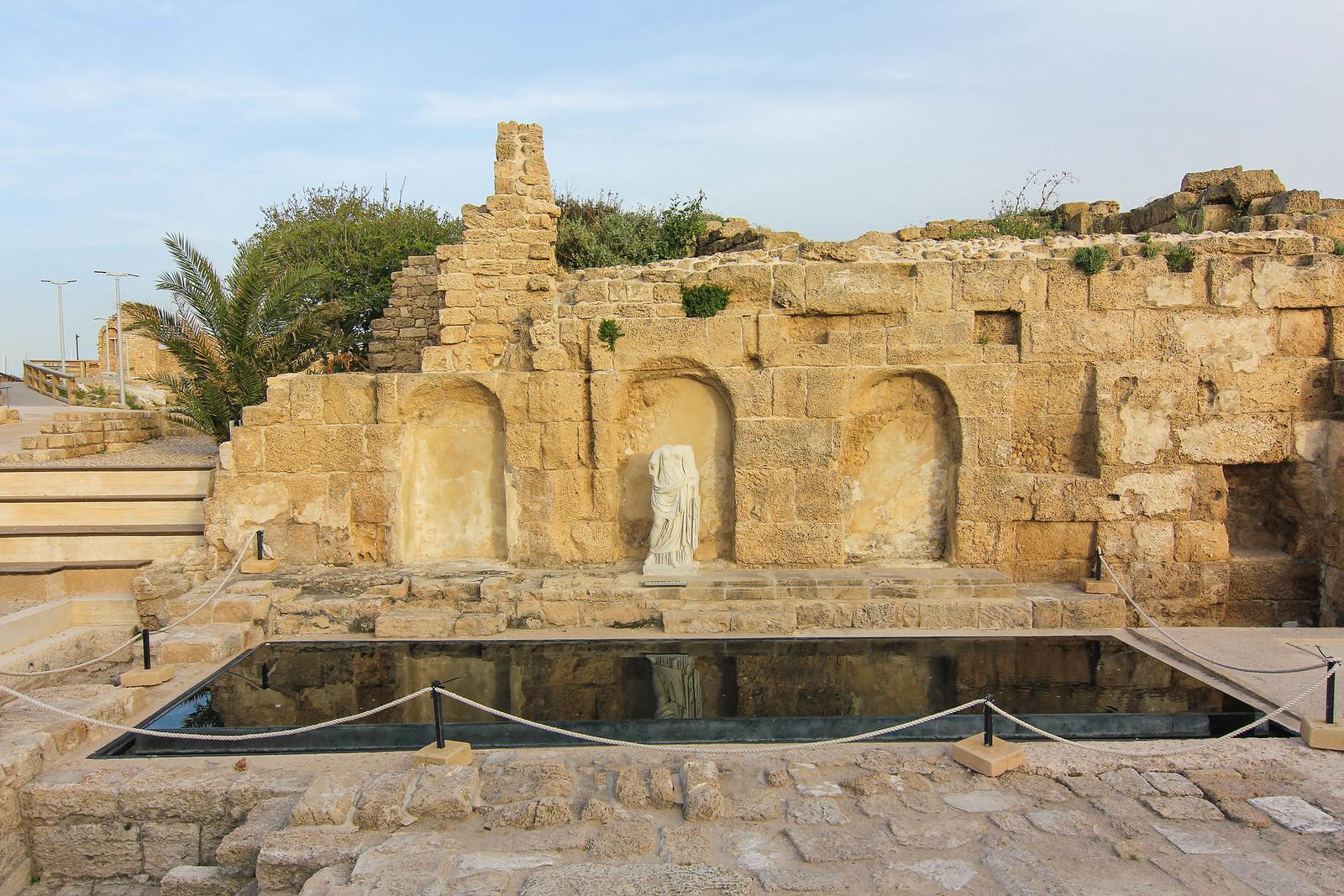 Caesarea, Israel | Adelante