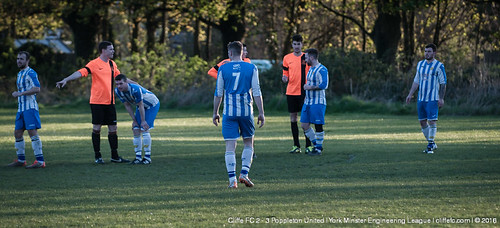 Cliffe FC 2 - 3 Poppleton Utd 20Apr16