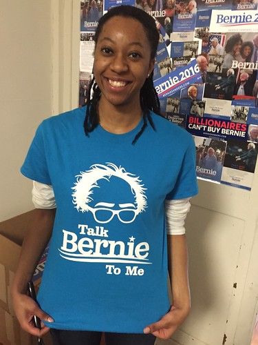 Talk Bernie Sanders to Her