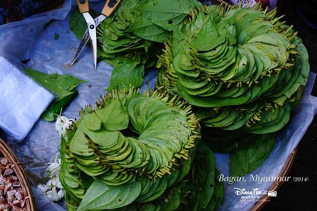 Bagan - Nyaung U Market 02