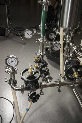 Tue, 2015-11-17 19:00 - The critically important valves and lines under scrutiny.
