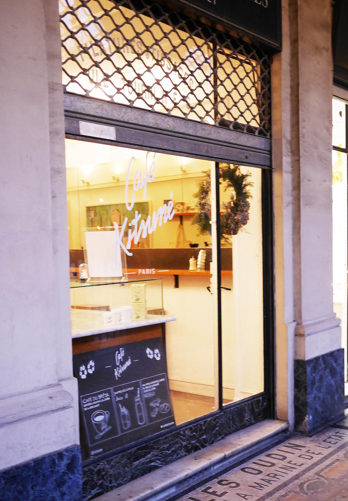 Café Kitsune Paris