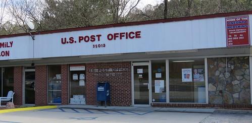Post Office 35013 (Allgood, Alabama)