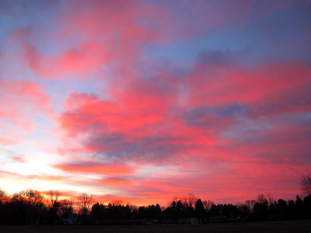 Sunrise (25 January 2016) (Newark, Ohio, USA) 3