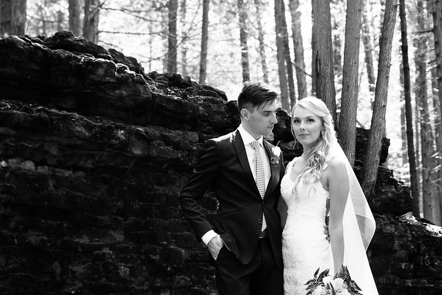 Nicole & Jacob | Ancaster Vintage Inspired Wedding Photography