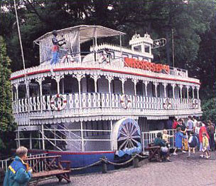 Mississippi Showboat