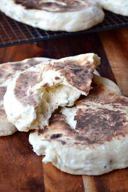how to make naan bread