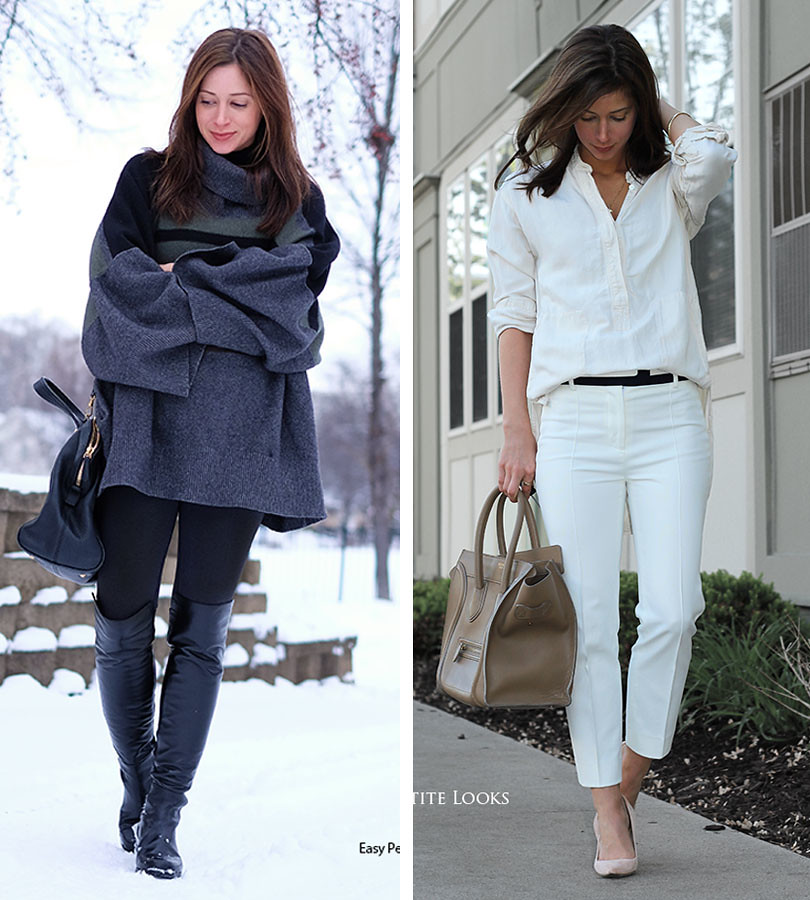 Amber, Easy Petite Looks | 10 Petite Fashion Bloggers You Should Know