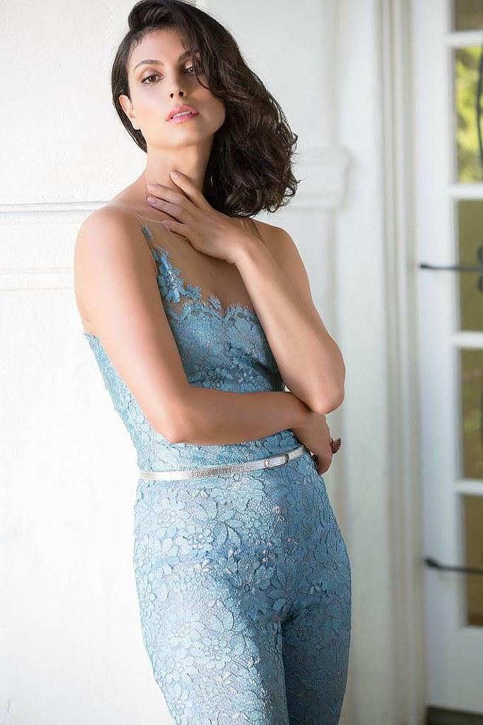 Морена Баккарин — Фотосессия для «Latina» 2014 – 3