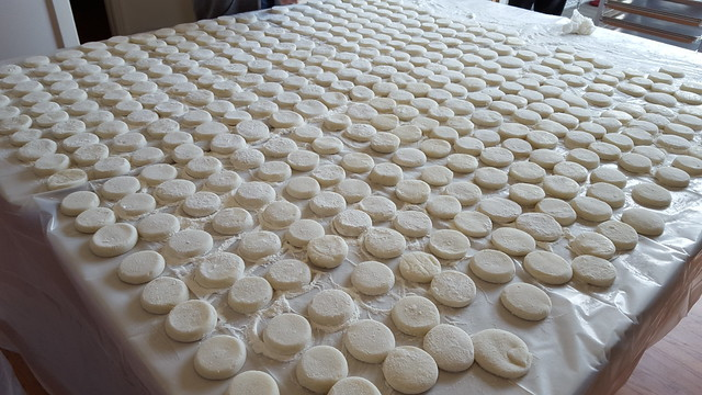Mochi Making Day Dec 2015