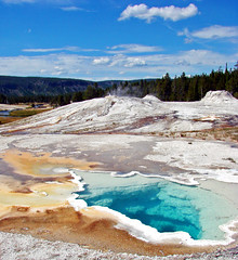 Look into the Earth, Yellowstone 9-11