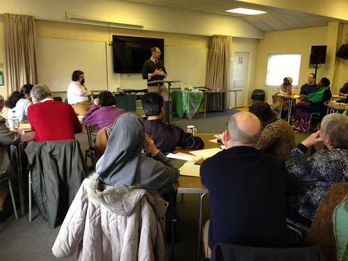 160130 - CCF exploring the meaning and implications of the Jubilee Year of Mercy