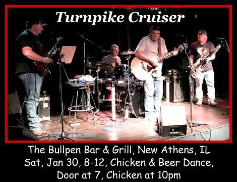 Turnpike Cruiser 1-30-16