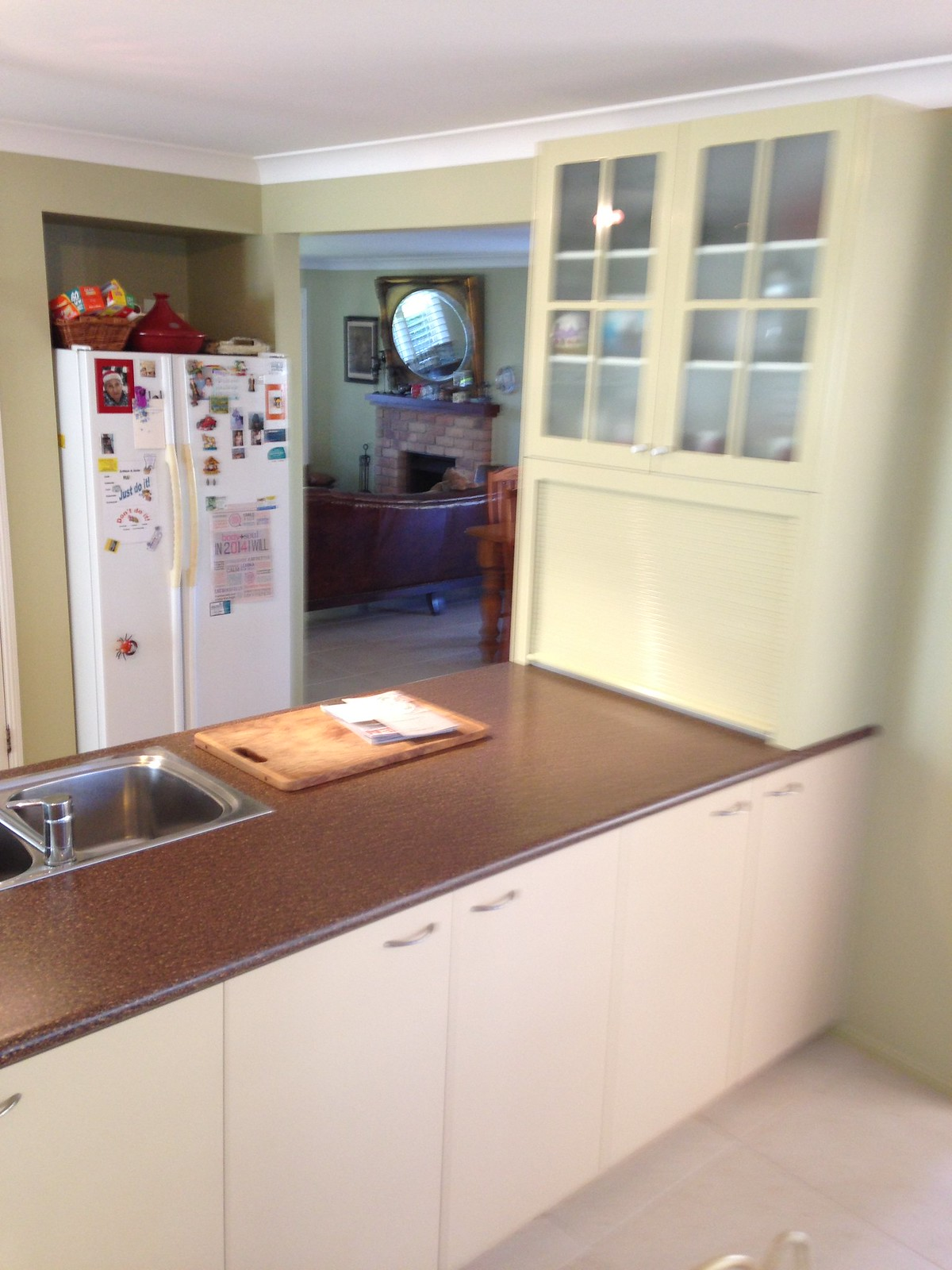 New Kitchen for Ormiston Family