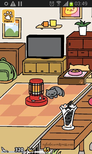 neko atsume screenshot expansion