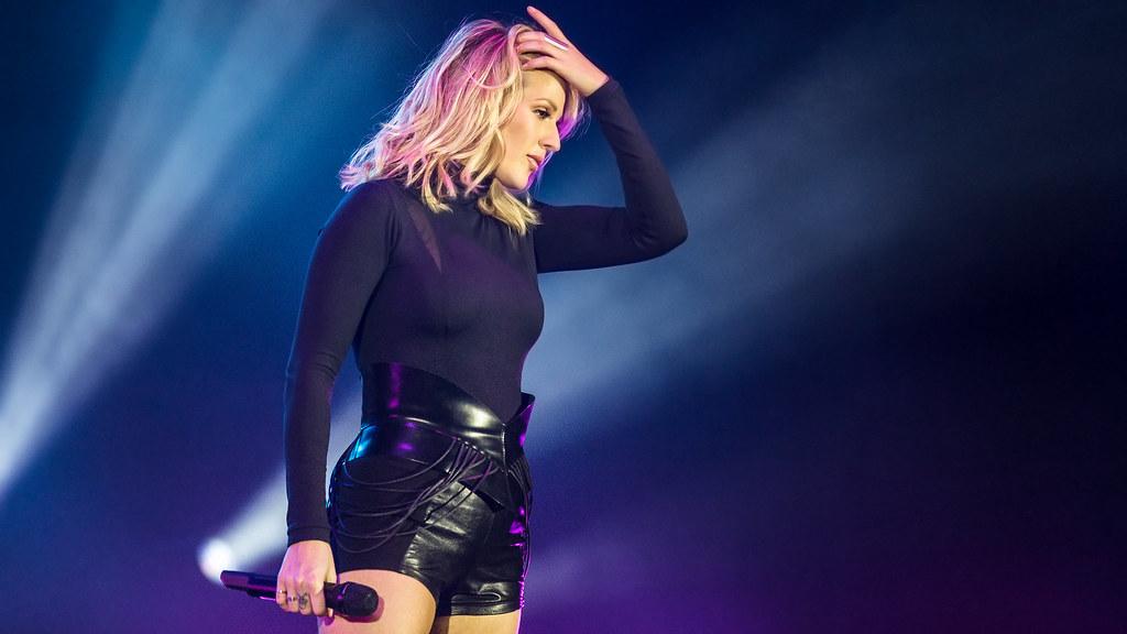 Ellie Goulding, Telenor Arena 2016. Foto: Kim Erlandsen, NRK P3