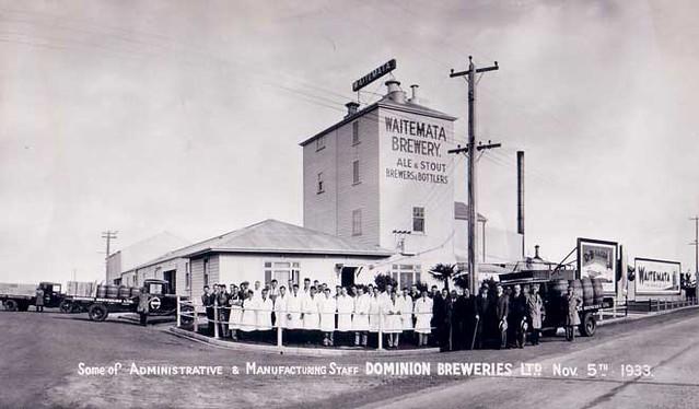 Waitemata-Brewery