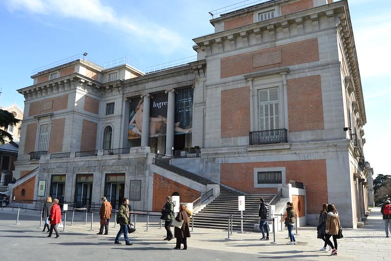 Museo del Prado 2016