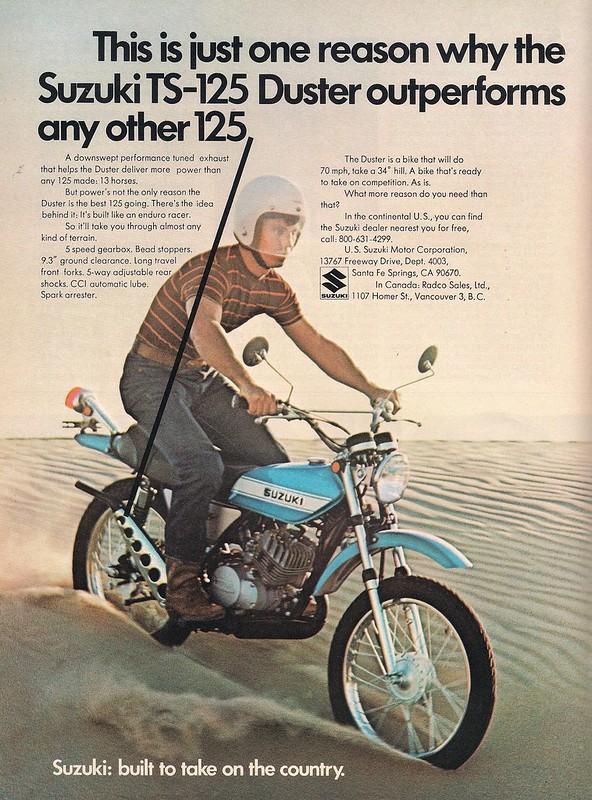 TS125 Duster