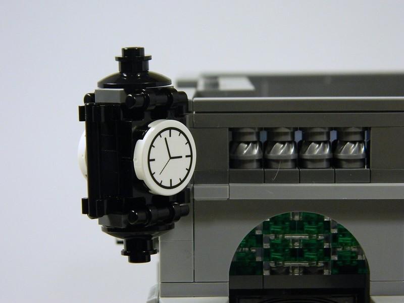Lego Brick Bank Instructions