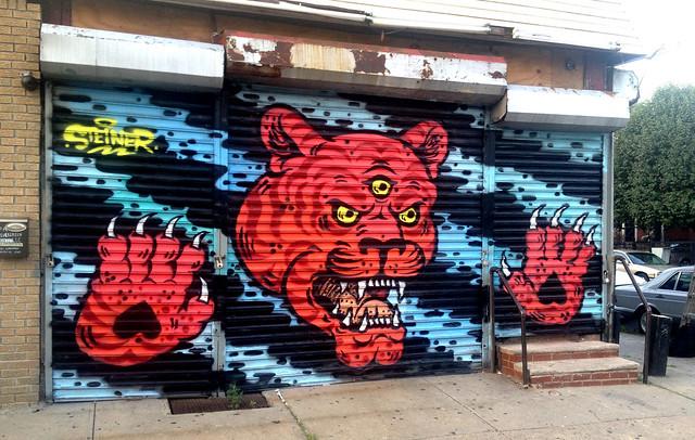 tiger bushwick