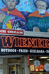 Wiener World and the Two Andy's, Pittsburgh,…