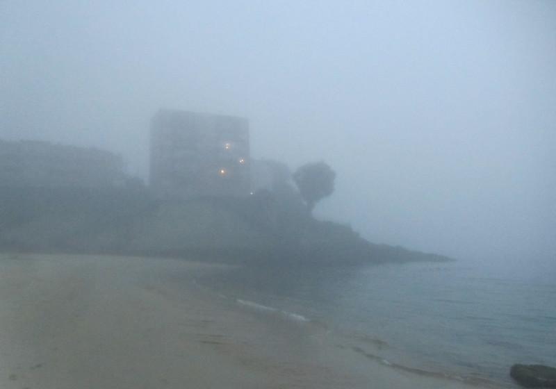Nuestra casa entre la niebla