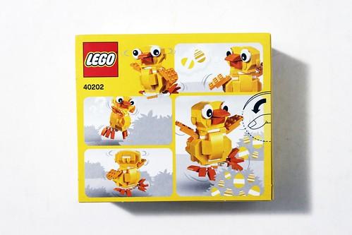 LEGO Seasonal Easter Chick (40202)
