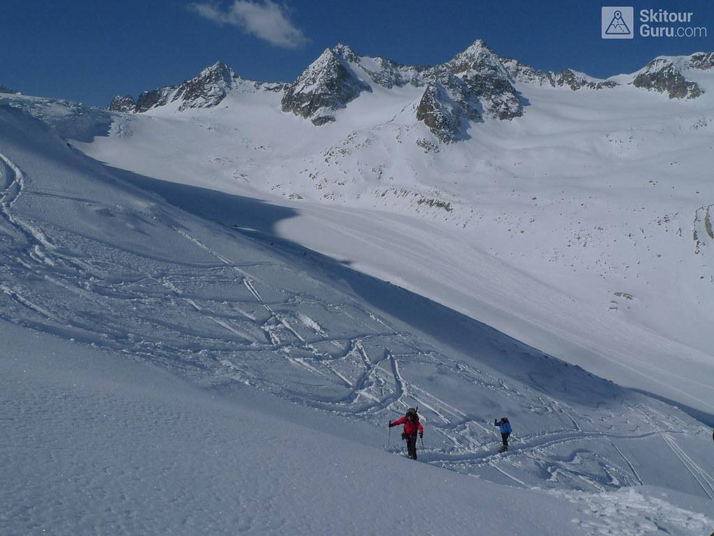 Östliche Seespitze Stubaiské Alpy Rakousko foto 03