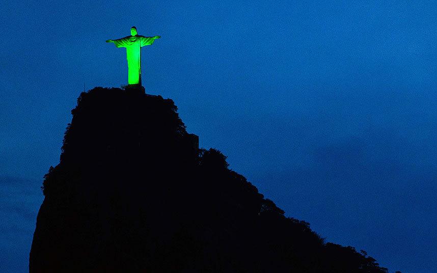 San Patricio Rio Janeiro