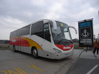 Worthing coach