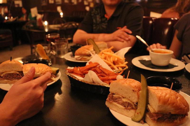 西餐,食記,美式餐廳,三明治,french dip,Cole's