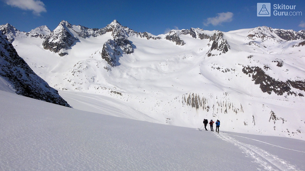 Östliche Seespitze Stubaiské Alpy Austria photo 02