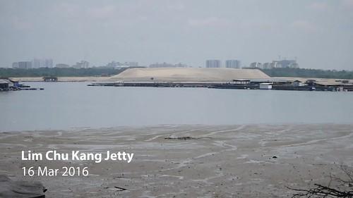Lim Chu Kang Jetty