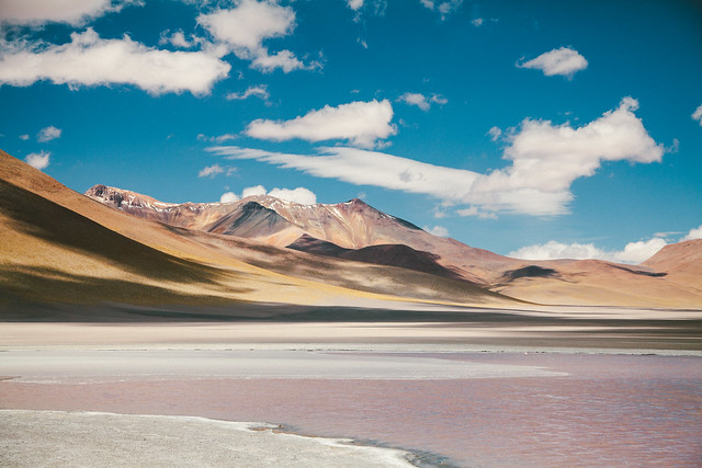 Andean lagoons