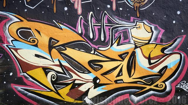 Lisbon ~ Graffiti
