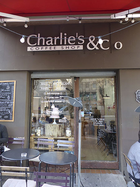 charlie's and co