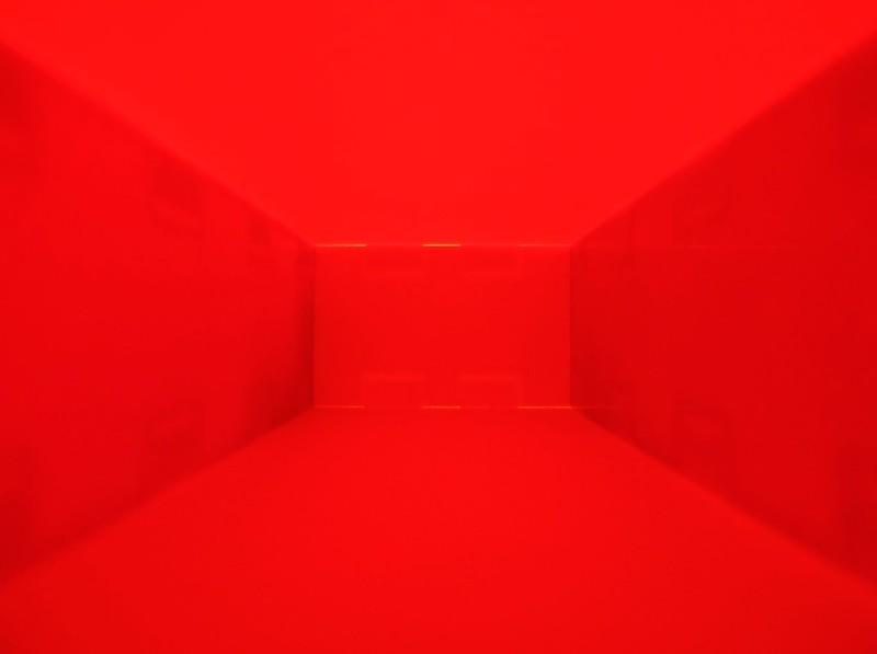 Habitación Rojo Kubrick