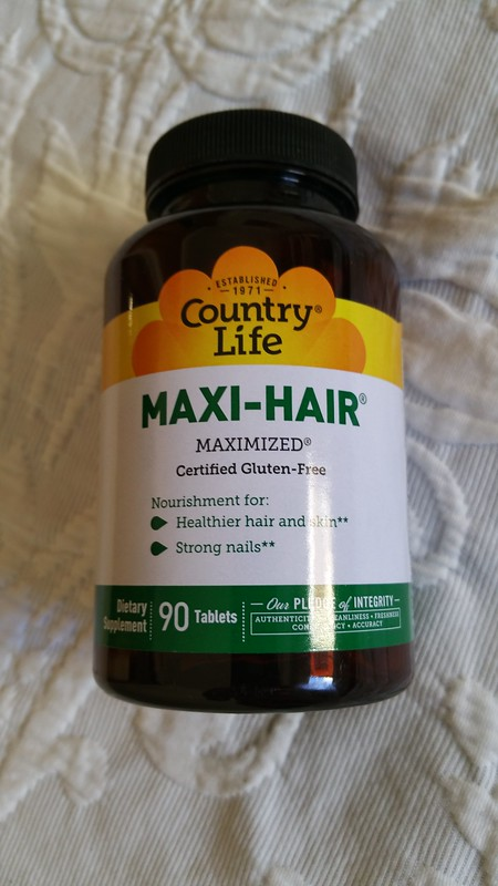 IHerb, acondicionador coco Desert Essence, Maxi Hair Country Life
