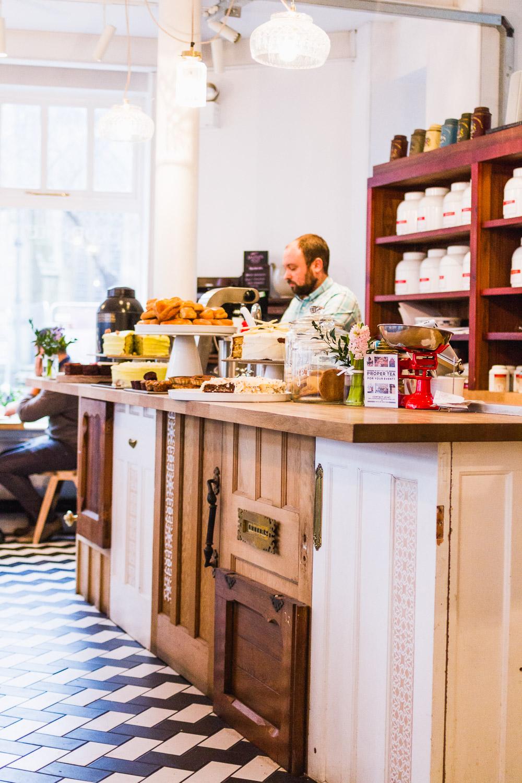 Teacup Cafe Manchester