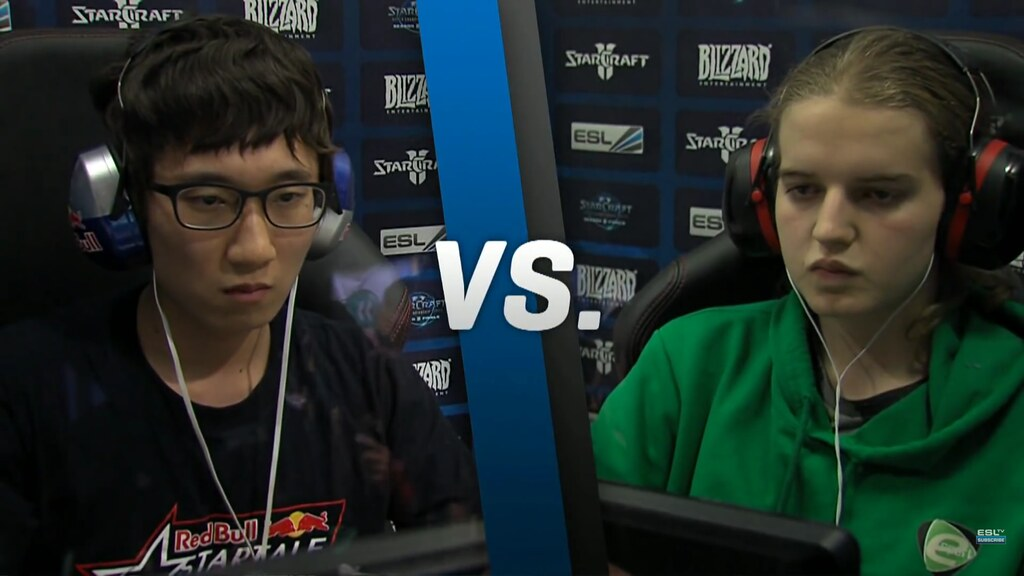 StarCraft Tournament Scarlet Vs Bomber