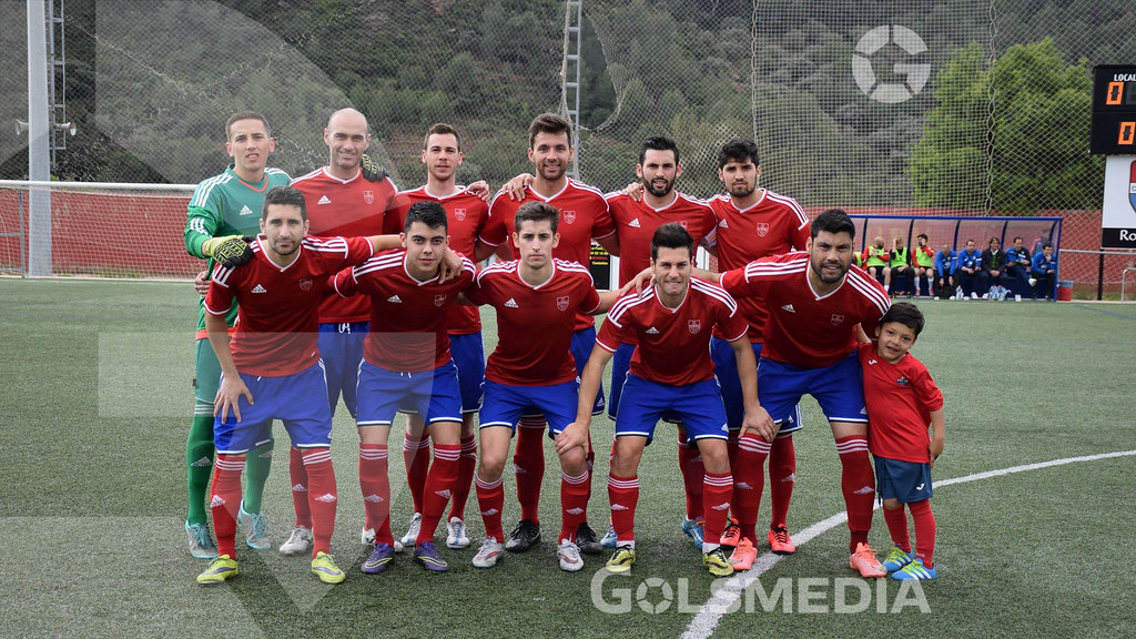 CF Borriol 0-1 Ontinyent CF (10/04/2016), Jorge Sastriques