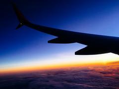 Calming skies