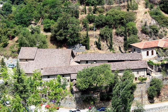Monastery of Agios Ioannis Lampadistis