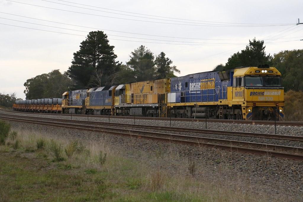NR100, NR18, DL41, NR104 3WM2 by Greensleeves.94