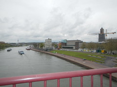 View from John Frost Brug, Arnhem